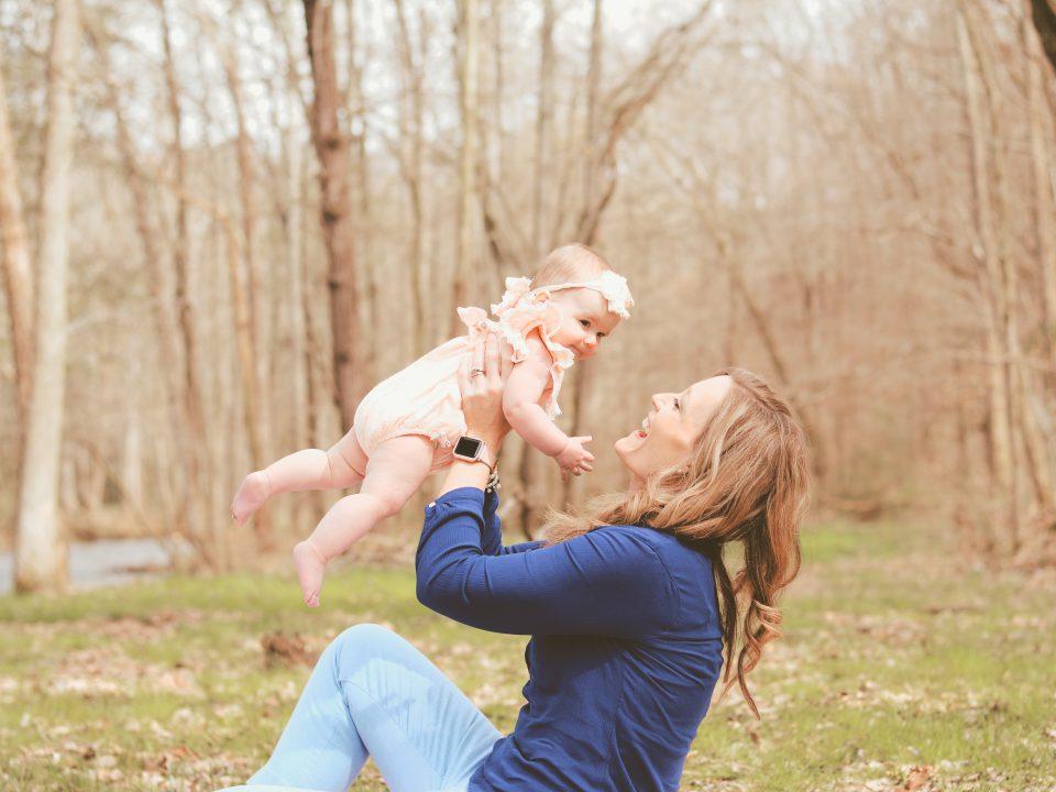 Senzomotorički razvoj u prvoj godini