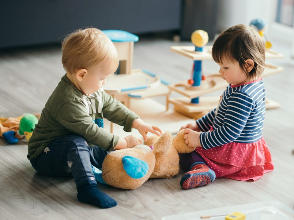 Grupe za druženje s bebama