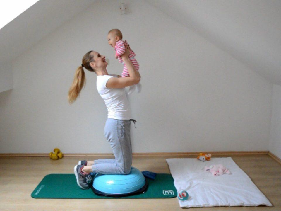Predstavljanje Habitus by Lana programa za trudnice i mame